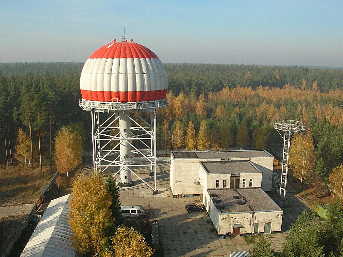 """Radar Complex """"UTES-Tm"""""""