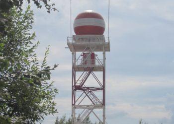 Doppler Meteorological Radar DMRL-10
