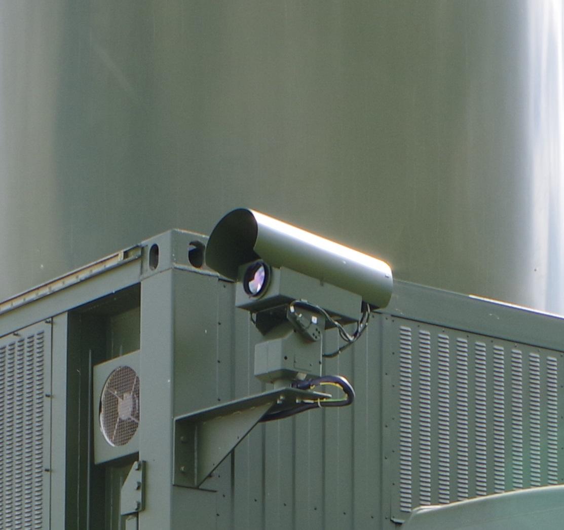 Радиолокационно-Оптический Комплекс «ROSC-1»