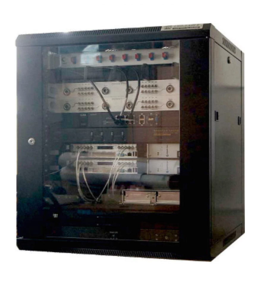 """Ground station of automatic dependent surveillance system """"GRS-L ADS-B"""""""