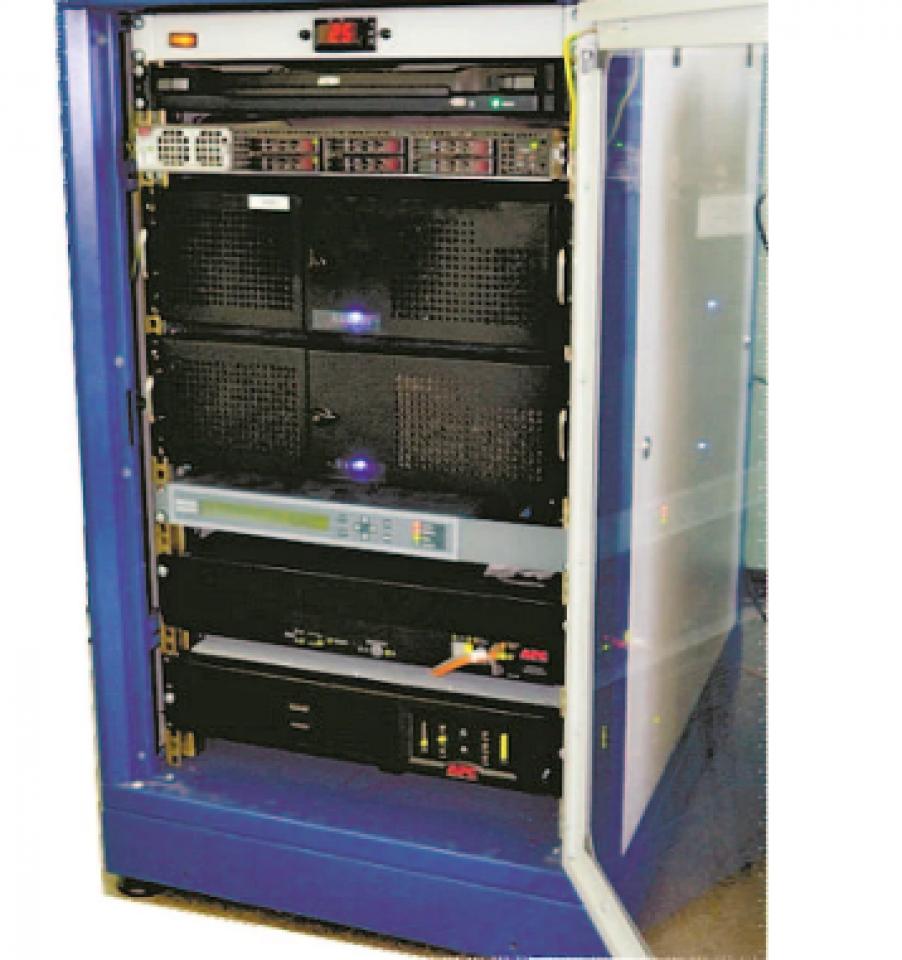 """Multilateration surveillance system """"TETRA-M"""""""